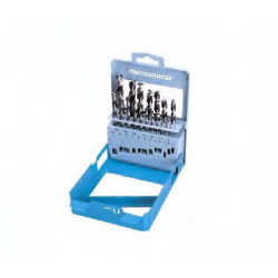 Standard drill set -19pc