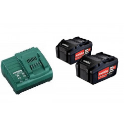 Metabo 18V Li-ion battery...